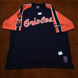Baltimore Orioles Carl Banks Jersey SAMPLE RARE